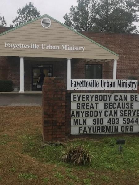 Fayetteville Urban Ministries