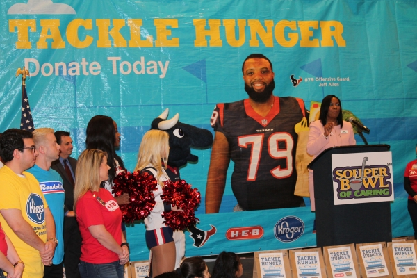 Highlights from the Greater Houston Kick Off
