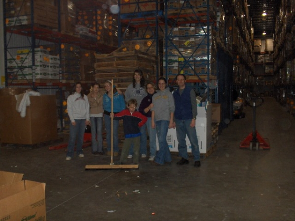 8 of the \'Food Bank 13\'