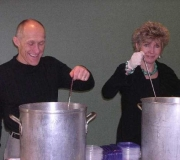 Soup luncheon 1