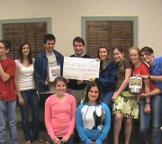 Saint William Catholic Youth Ministry \'Souper Bowl of Caring Sunday\' for CareNet