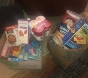 Ann Arbor Chapter ~ Food Drive
