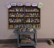 462 cans for Greater Hickory Cooperative Christian Ministry (GHCCM)