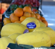 Produce On Wheels With - Out Waste