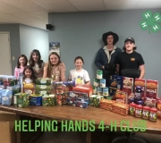 Helping Hands 4-H Club
