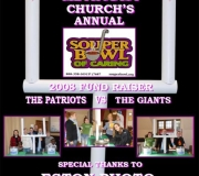 Photo's from Souper Bowl Sunday