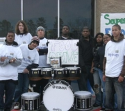 Campbell High School Drum Line