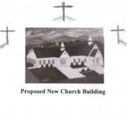 Appearance of Church when completed