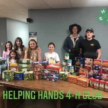 Helping Hands 4-H